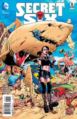 Secret Six Vol 4-5 Cover-1