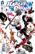 Harley Quinn Vol 2-26 Cover-2