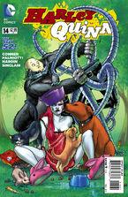 Harley Quinn Vol 2-14 Cover-2