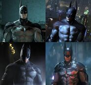EvolutionaryBat-Arkhamseries
