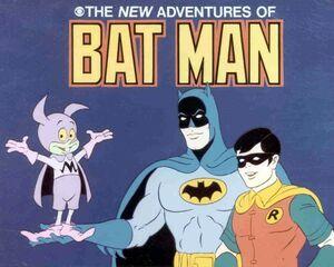 The New Adventures of Batman 01