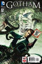 Gotham by Midnight Vol 1-6 Cover-2