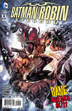 Batman and Robin Eternal Vol 1-9 Cover-1