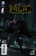 Beware the Batman Vol 1-1 Cover-2