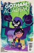 Gotham Academy Vol 1-8 Cover-2