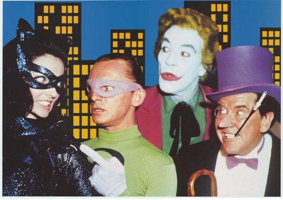 File:Joker, Penguin, Riddler and Catwoman.jpg