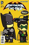Batman and Robin Vol 2-27 Cover-2