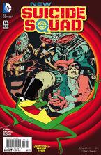 New Suicide Squad Vol 1-14 Cover-2