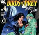 Birds of Prey Issue 93