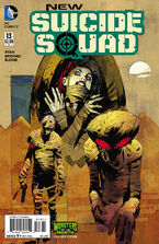 New Suicide Squad Vol 1-13 Cover-2