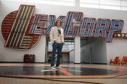 LexCorp lexLuthor