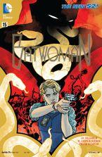 Batwoman Vol 1-15 Cover-1