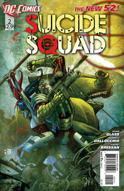 Suicide Squad Vol 4-2 Cover-1