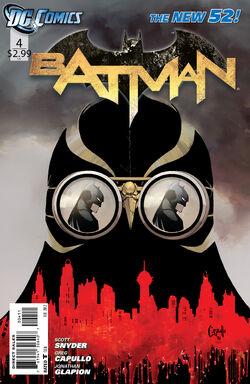 Batman Vol 2-4 Cover-1