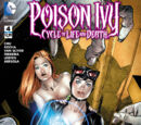 Poison Ivy: Cycle of Life Death (Volume 1) Issue 4