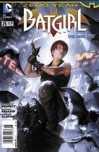Batgirl Vol 4-25 Cover-1