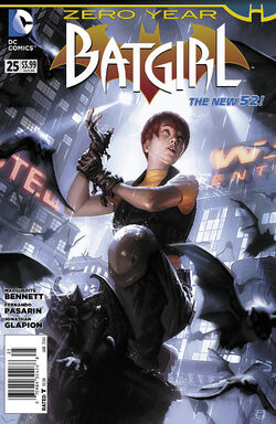 Batgirl Vol 4-25 Cover-1