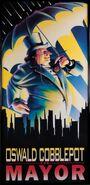 Cobblepot for Mayor Poster