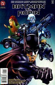 Batman & Robin Comic Cover2