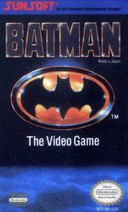 Batman-label