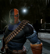 BAO-Deathstroke Judas Contract
