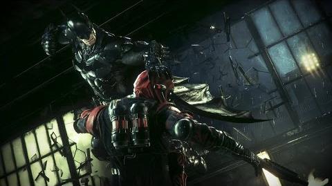Official Batman Arkham Knight - Ace Chemicals Infiltration Trailer Part 3