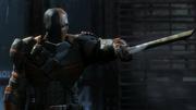 BAO-Deathstroke sword