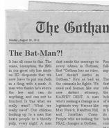 Gotham Chronicles - Janet Van Dorn