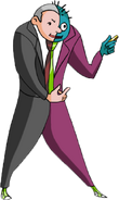 Two-Face Animated