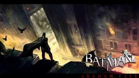 Batman Arkham City soundtrack - Vitaliy Zavadskyy-0