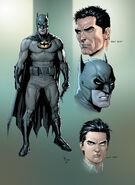 Batman Earth-1 001