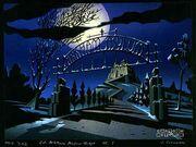Arkham Asylum Production