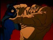 FoC II 40 - Clayface vs Batman