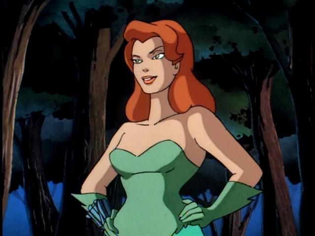 Poison Ivy | Batman:The Animated Series Wiki | FANDOM ...