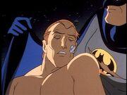 On Leather Wings 54 - Batman saves Langstrom