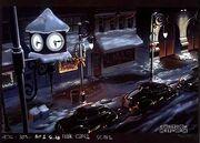 Gotham Christmas Production
