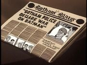 On Leather Wings 07 - Batman is wanted