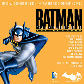 Batman The Animated Series Original Soundtrack, Vol 4