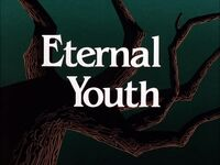 Eternal Youth Title Card