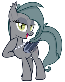 Grey mouse by vectorvito-d6qplt8
