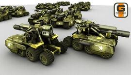 BW2 Artillery