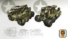 BW2.WF Artillery