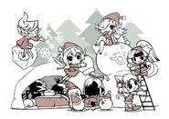 クリスマス小