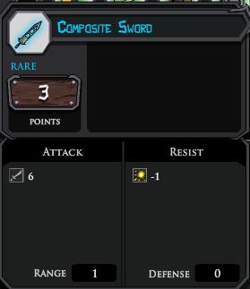 Composite Sword profile
