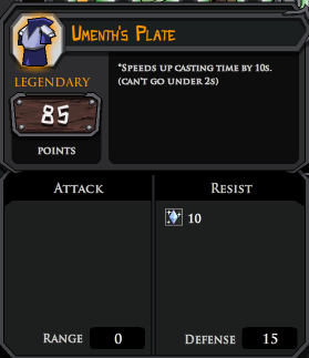 Umenths Plate profile