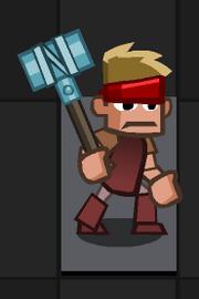 Bolt Hammer