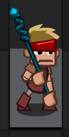 Ice Spike Staff