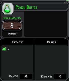Poison Bottle profile