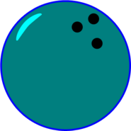 Bowling Ball Front