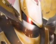 The IronKnight Yggdrasil-anime